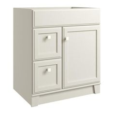 "Vanity Bathroom Canada simpli home nl-winston-wh-36 winston 36"" bath vanity with drawer"