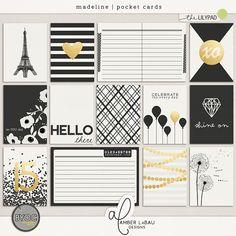 Madeline | Pocket Cards
