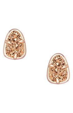 Kendra Scott 'Hazel' Stud Earrings available at #Nordstrom