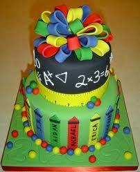 pastel feliz dia del maestro - Buscar con Google