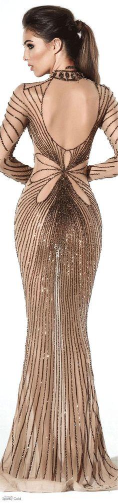 Charbel Zoe Haute Couture spring 2016