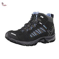 Meindl 52730-31 Journey Lady Mid Gtx, Chaussures de randonnée montantes  pour femme -