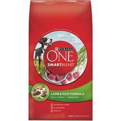 Target: Purina ONE Dog Food Only $8.49! #BestPuppyFood #FoodForPuppies Purina One Dog Food, Large Breed Puppy Food, Dry Dog Food, Pet Food, Formula 1, Dog Storage, Premium Dog Food, Dog Food Brands, Rice