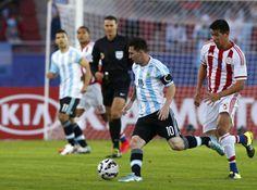 Copa America 2015: Argentina-Paraguay 2-2, suicidio albiceleste - http://www.maidirecalcio.com/2015/06/14/copa-america-2015-argentina-paraguay-2-2-suicidio-albiceleste.html