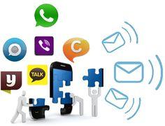 Mensajería móvil y Medios de Comunicación Social 2015 | Universo Abierto