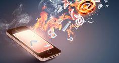 Sizde Android veya İPhone cep telefonu ile mobil sohbet odalarımıza giriş yapabilirsiniz.