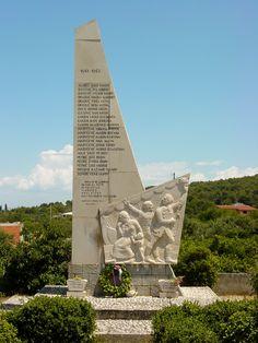 List of Yugoslav World War II monuments and memorials in Croatia ...