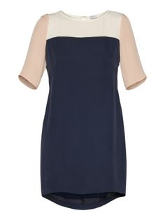 just got this dress!  I usually can't wear shift dresses...  but this one fits wonderfully!!  Can't wait to wear this!