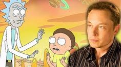 Why Are Rick and Morty Visiting Elon Musk at SpaceX? (Muskwatch w/ Kyle Hill & Dan Casey)