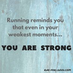 Running Quotes for Beginner Runners - Run For Good