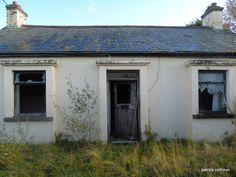 derelict house.county donegal