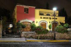 """Restaurante Es el restaurante el """"meson del molino"""", es uno de los restaurantes mas populares de esta localidad, mucha gente que visita este pueblo viene a comer aqui"""