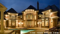 design an awesome house :)