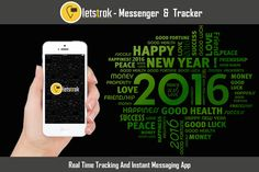 Happy New Year 2016, do something new for your loved ones. Letstrak