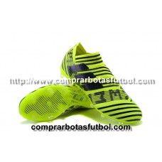 Compra De Botas De Futbol Adidas Nemeziz 17+ 360 Agility FG Amarillo Negro 46362dfa2d8ab