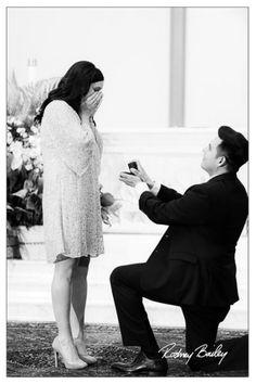 Proposal Photographers Washington DC - Wedding Photojournalism by Rodney Bailey