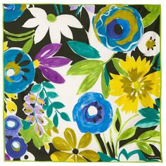 painterly floral from Collier Campbell