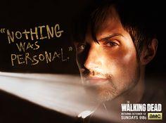 The Walking Dead S5 // Gareth