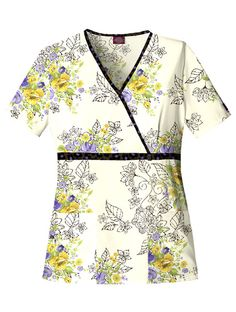 My Nursing Uniforms has joined allheart Stylish Scrubs, Womens Scrubs, Poplin, Work Wear, How To Look Better, Men Casual, Short Sleeve Dresses, Bouquet, Cotton