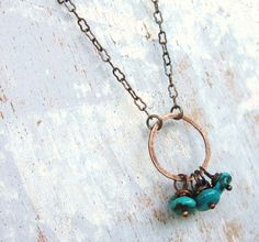 Hey, I found this really awesome Etsy listing at https://www.etsy.com/ru/listing/114459750/genuine-turquoise-necklace-turquoise