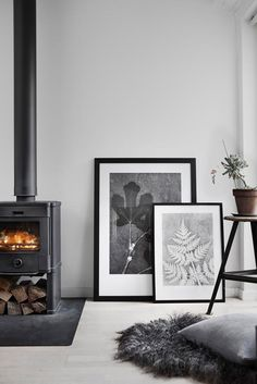 BEAUTIFUL LEAF PRINTS BY PERNILLE FOLCARELLI | THE STYLE FILES