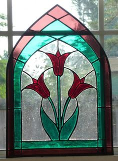 StainedGlassville Forums - Tulips