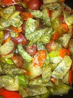 -- TheArmenianKitchen.com -- Everything about Armenian food: Lemony Artichokes, Potatoes and Dill