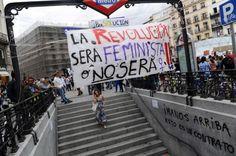La Revolución sera Feminista o No sera!