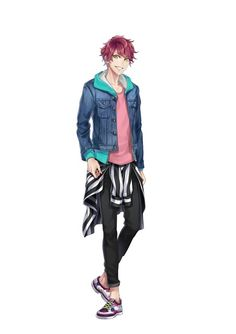 100 Casual Male Outfits Images Anime Outfits Anime Guys Anime Boy