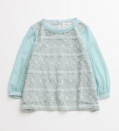 latelier du savon lace blouse