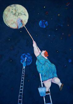lisandro-rota-pittore-l-universo-delle-casalinghe-donne-taglie-forti-curvy-.jpg (845×1200)