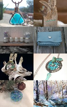 Working Artist Pinterest Treasury Hunt (1) by Janice on Etsy--Pinned with TreasuryPin.com Turquoise Necklace, Christmas Ornaments, Holiday Decor, Artist, Etsy, Jewelry, Xmas Ornaments, Jewlery, Jewels