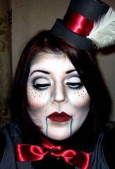 Fantasias de Halloween   Faça você mesmo um visual assustador com Máscaras e Maquiagens