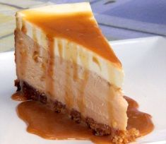 DULCE DE LECHE CHEESECAKE - Creamy and delicious Dulce De Leche Cheesecake, combines the richness of cheesecake with the caramel flavors of Dulce De Leche. Happy eating!