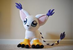 gatomon_plushie___digimon_adventures_by_hiyoko_chan-d62fcwb.jpg (1000×693)