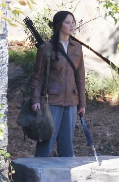 Bring on the Quarter Quell! Jennifer Lawrence and the rest of the 'Hunger Games' gang film scenes in Atlanta.