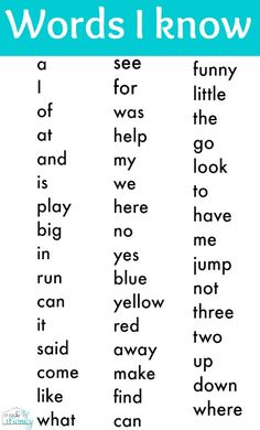 Nerdy image regarding kindergarten spelling words printable