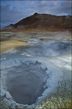 Hverarönd, Namaskard, Myvatn, Iceland | Flickr - Photo Sharing!