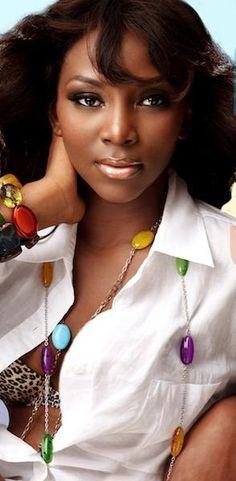GENEVIEVE NNAJI, Actor  Country: Nigeria