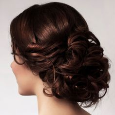 Curly And Cute Prom Updos For 2014! - http://www.heygirl.net/women-hairstyles/curly-and-cute-prom-updos-for-2014/