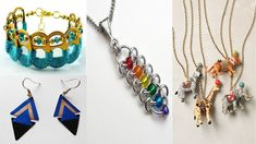 15 New Amazing Ideas For DIY Jewelry YOU'LL LOVE / DIY jewelry - YouTube