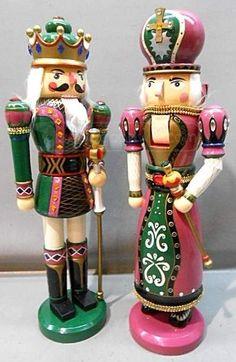 shopgoodwill.com: Nutcrackers � King and Queen