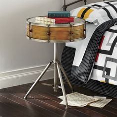 The cutest! - Drum Table from Through the Country Door®️   C9705305