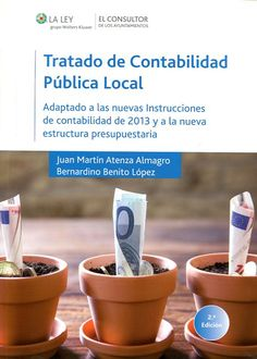 Tratado de  contabilidad publica local. Juan Martín Atenza Almagro, Brnardino Benito López. Máis información no catálogo: http://kmelot.biblioteca.udc.es/record=b1527615~S1*gag