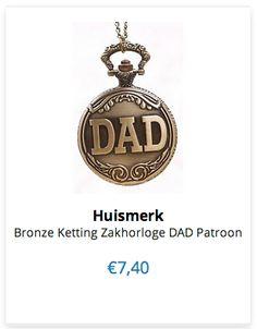 Zakhorloge DAD www.ovstore.nl/nl/meer-categorieen/sieraden/horloges