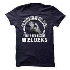 I Love Welder T-Shirts