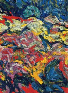 Untitled, Max Ernst, 1909