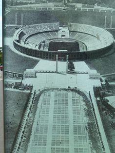 Olympic Stadion 1936 Berlin, Germany