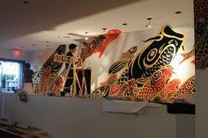 Minami-Mural by Hideki Kimura