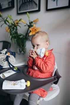Mit Hochdruck zum natürlichen Geschmack: Tummy Love Babybreie & VERLOSUNG | #Tummylove #Babybrei #babyfoodrevolution #Verlosung #Gewinnspiel #HPP #gesundeBabynahrung | Pinspiration.de Kids Interior, Food Art, Blog, Fun, Letterpresses, Prize Draw, Printing, Fin Fun, Blogging